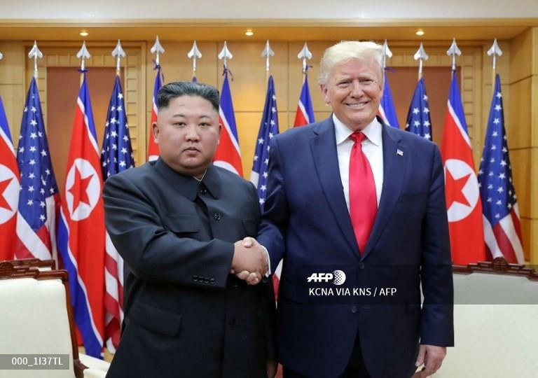 Truyen thong Trieu Tien 'phat cuong' voi cuoc gap Trump - Kim hinh anh 4