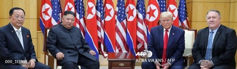 Truyen thong Trieu Tien 'phat cuong' voi cuoc gap Trump - Kim hinh anh 5
