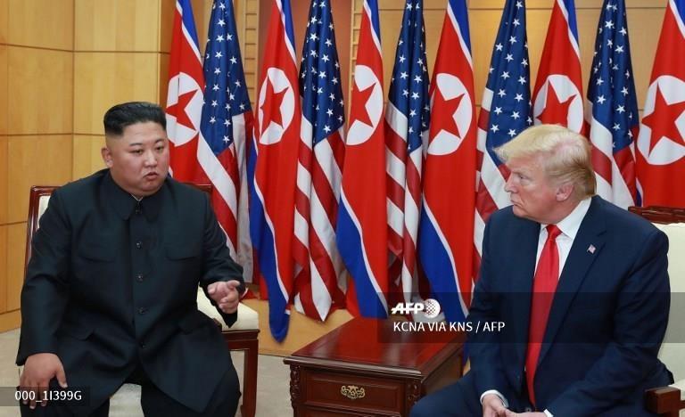 Truyen thong Trieu Tien 'phat cuong' voi cuoc gap Trump - Kim hinh anh 9