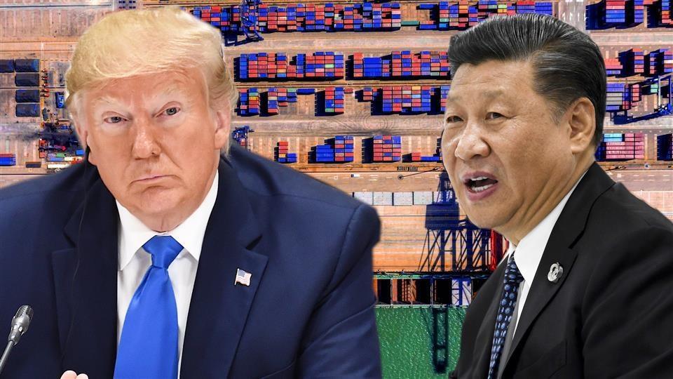 Mỹ tung đòn hiểm giữa lúc Trung Quốc suy yếu trong thương chiến