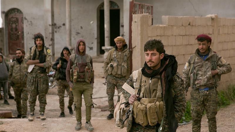 nguoi Kurd o Syria anh 2