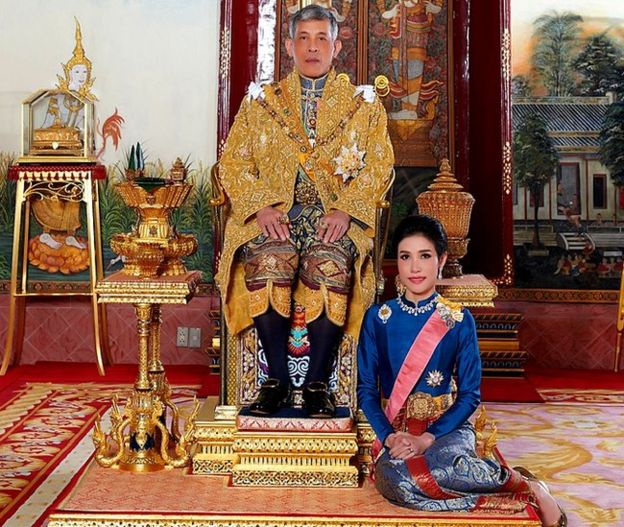 Hoang quy phi Thai Lan anh 3