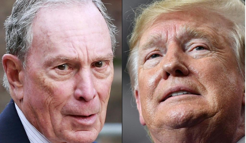 Giong Trump, ty phu Bloomberg se tu choi luong tong thong neu thang cu hinh anh 2