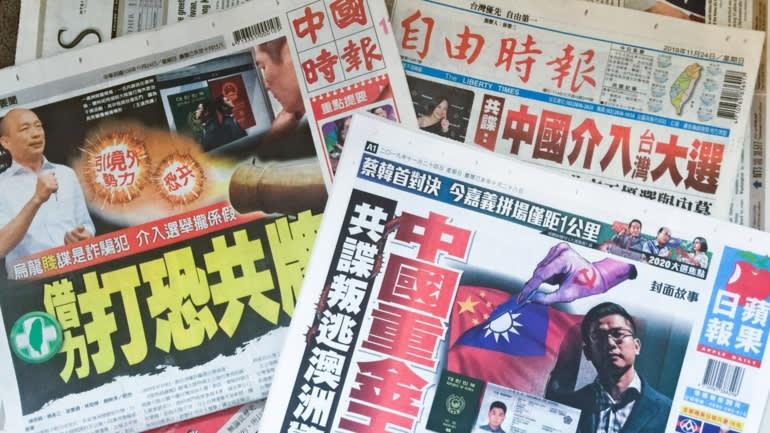 Hong Kong, Dai Loan rung dong vi 'gian diep Trung Quoc' ro ri tin mat hinh anh 2