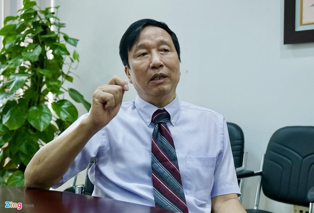 GS Nguyen Thanh Liem: 'Toi kha bat ngo vi nguon goc nguoi Viet' hinh anh 1