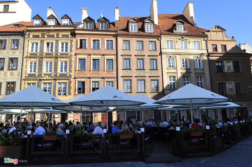 Warsaw - thanh pho cua hang tram lau dai hinh anh 6