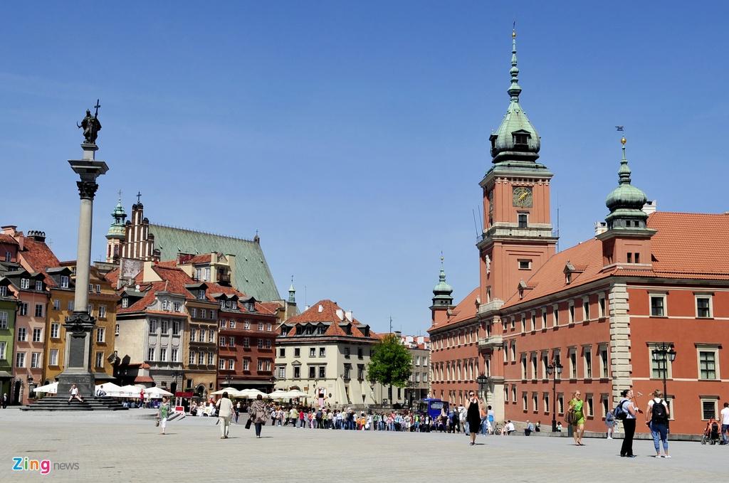 Warsaw - thanh pho cua hang tram lau dai hinh anh 4