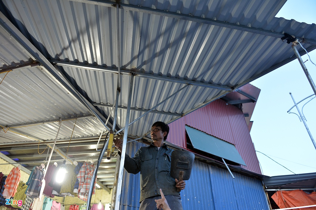 Bai chien truong sau khi voi rong quet qua Bac Ninh hinh anh 14