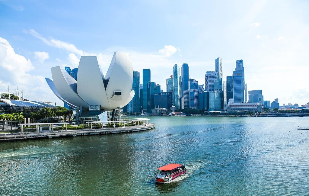 Vu tru pha le 4D doc dao o Singapore hinh anh 1