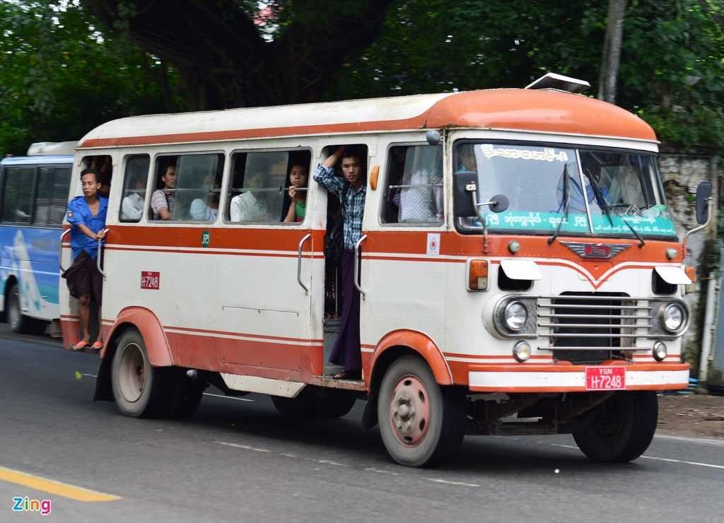 Nhung phuong tien van chuyen doc dao o Philippines, Myanmar hinh anh 15