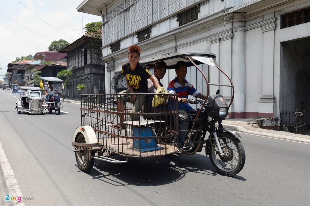 Nhung phuong tien van chuyen doc dao o Philippines, Myanmar hinh anh 10