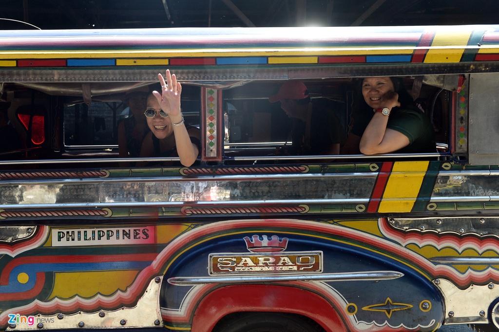 Nhung phuong tien van chuyen doc dao o Philippines, Myanmar hinh anh 7