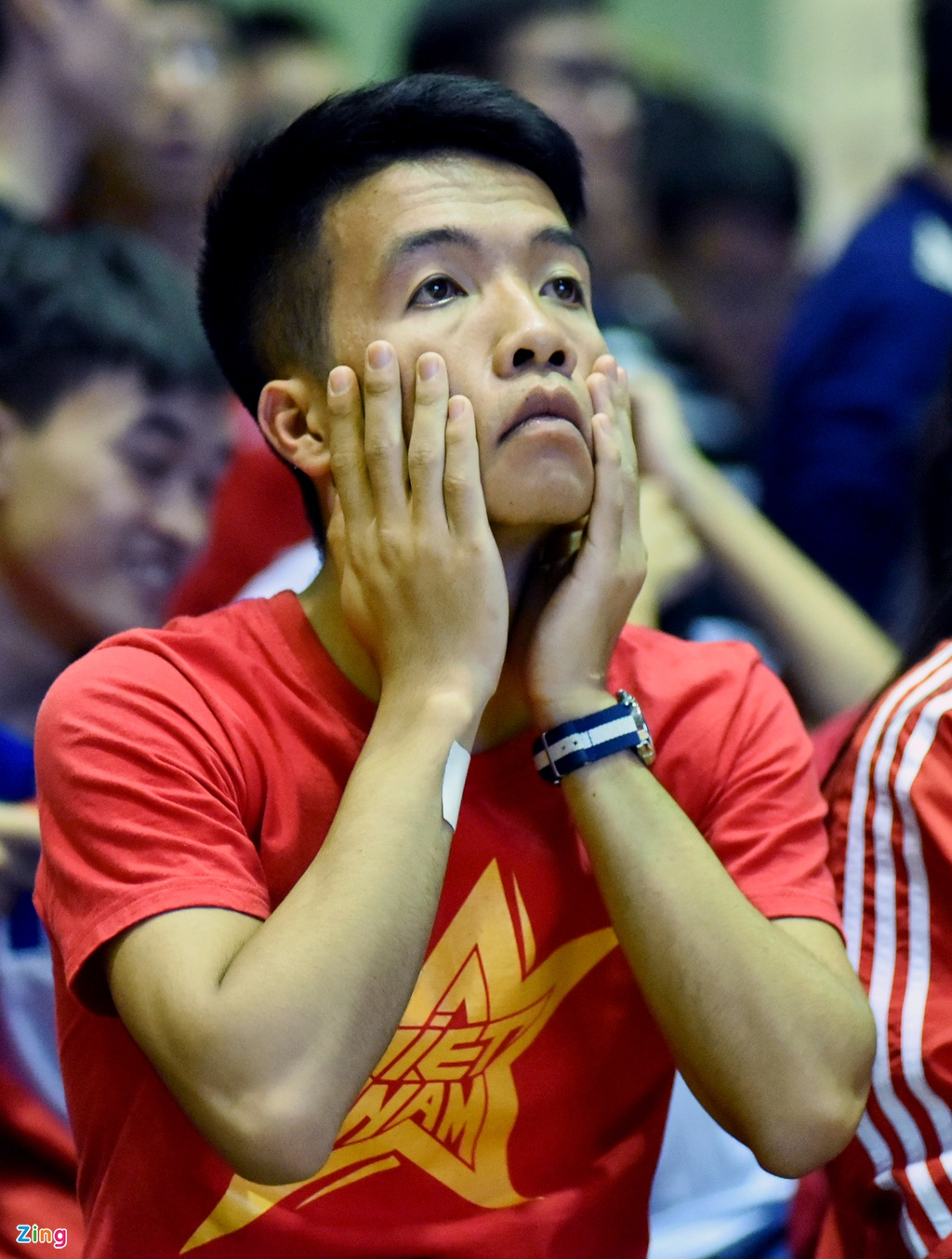 tuyen Viet Nam thua Indonesia 1-2 anh 10