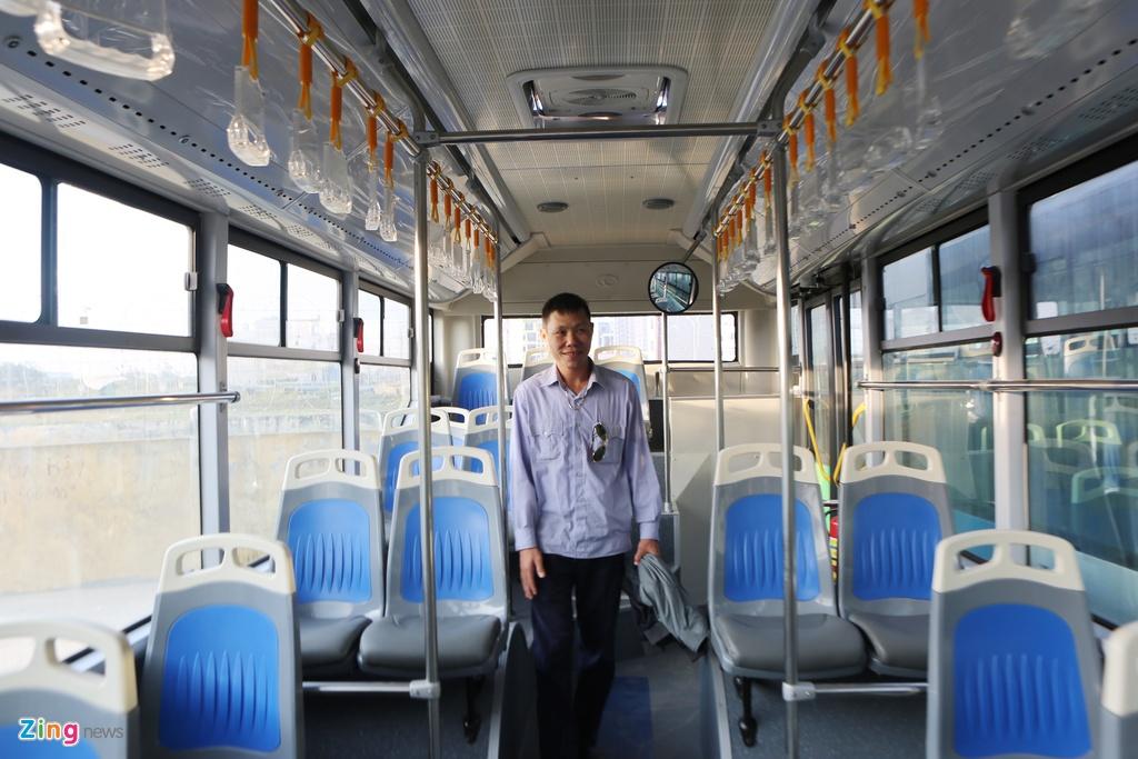 xe buyt nhanh BRT o Ha Noi anh 5