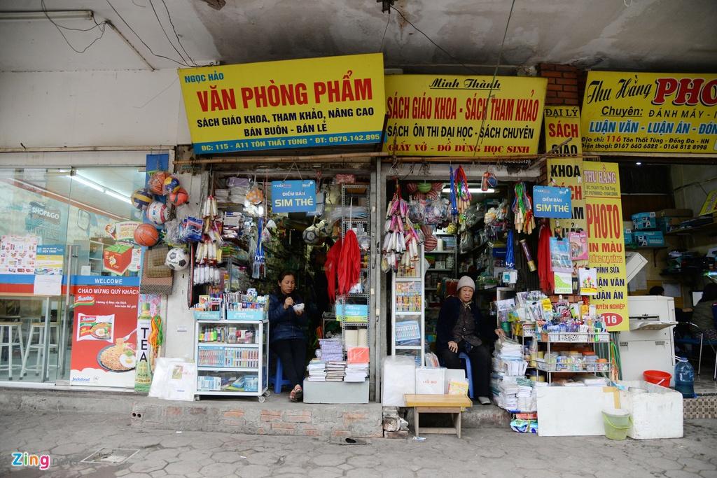 Pho phuong Ha Noi khac thuong ngay dau lam dep via he hinh anh 13