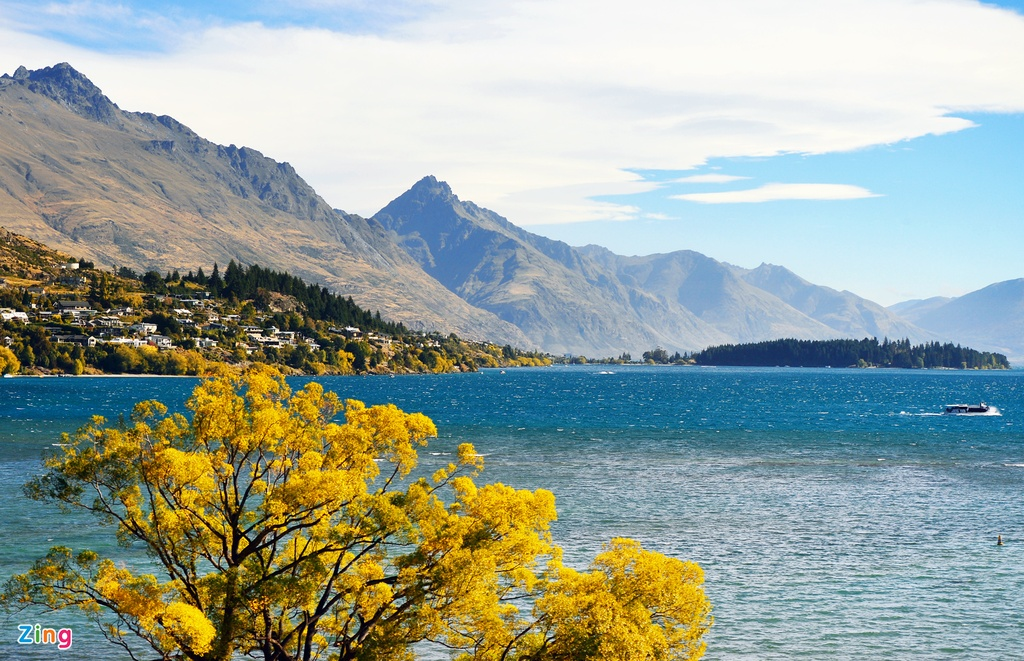 Phong canh tuyet dep o Auckland, Queenstown hinh anh 7