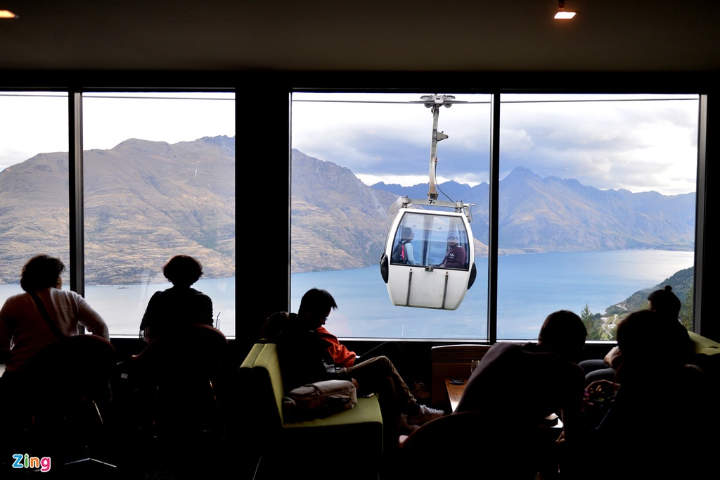 Phong canh tuyet dep o Auckland, Queenstown hinh anh 12