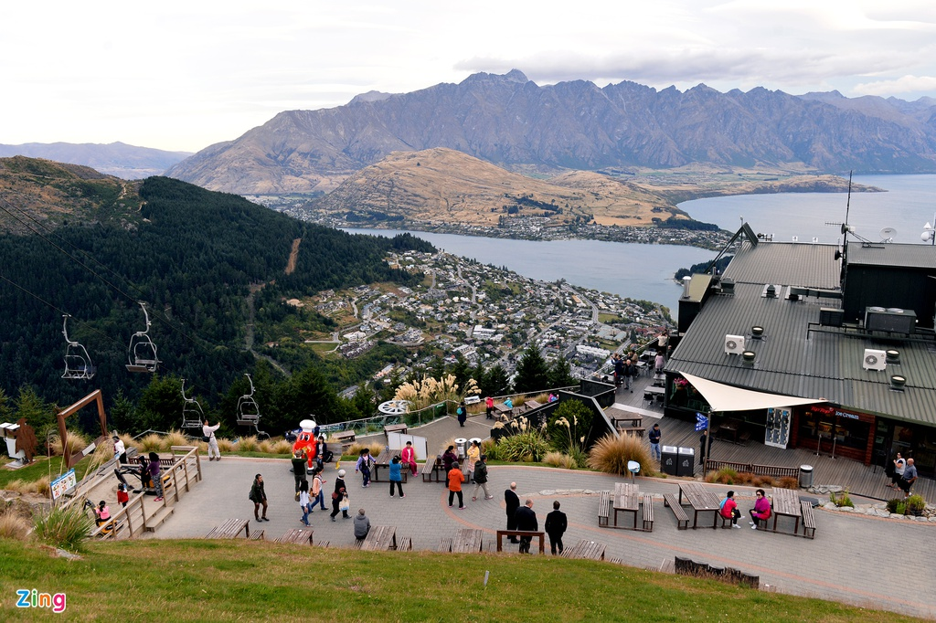 Phong canh tuyet dep o Auckland, Queenstown hinh anh 13