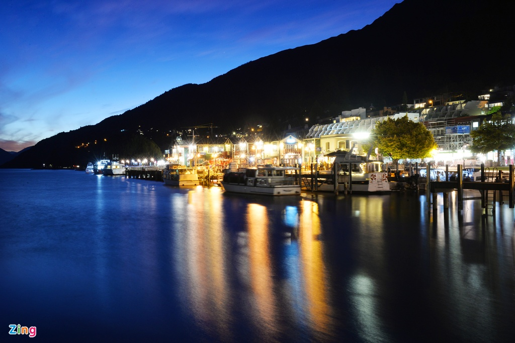 Phong canh tuyet dep o Auckland, Queenstown hinh anh 9