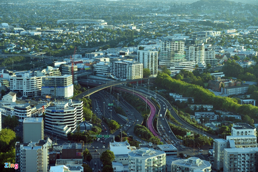 du lich Auckland New Zealand anh 1