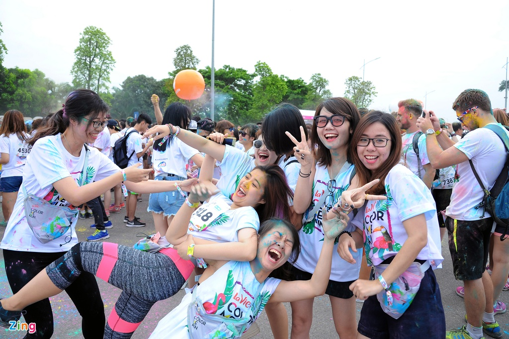color me run anh 2