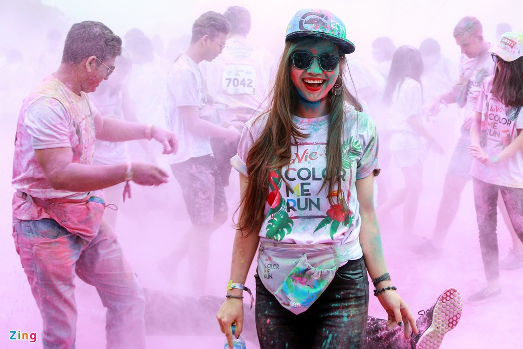 color me run anh 5