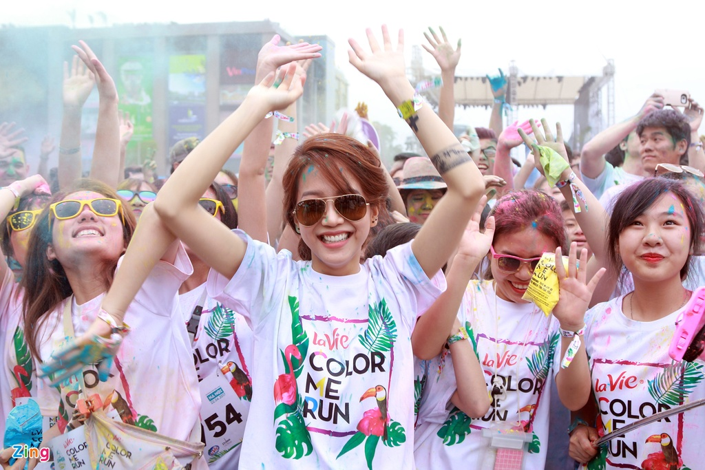 color me run anh 6