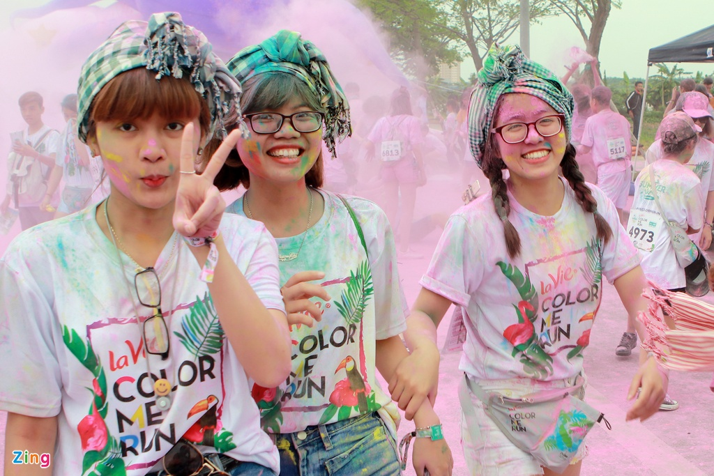 color me run anh 12