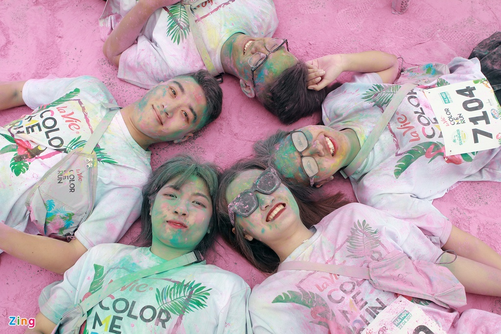 color me run anh 14