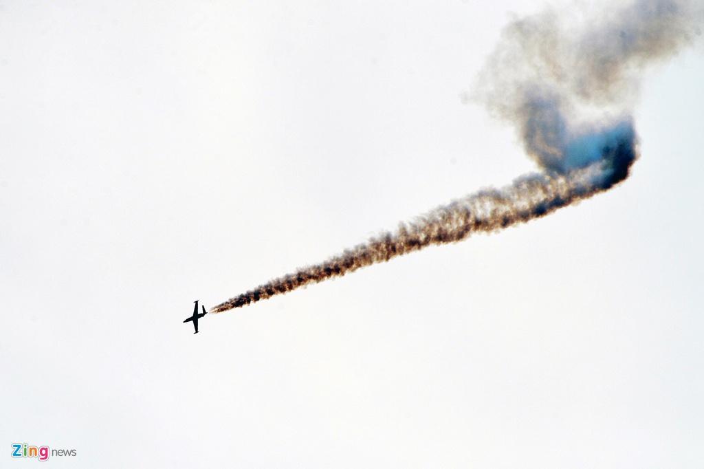may bay nhao lon o Paris Air Show anh 5