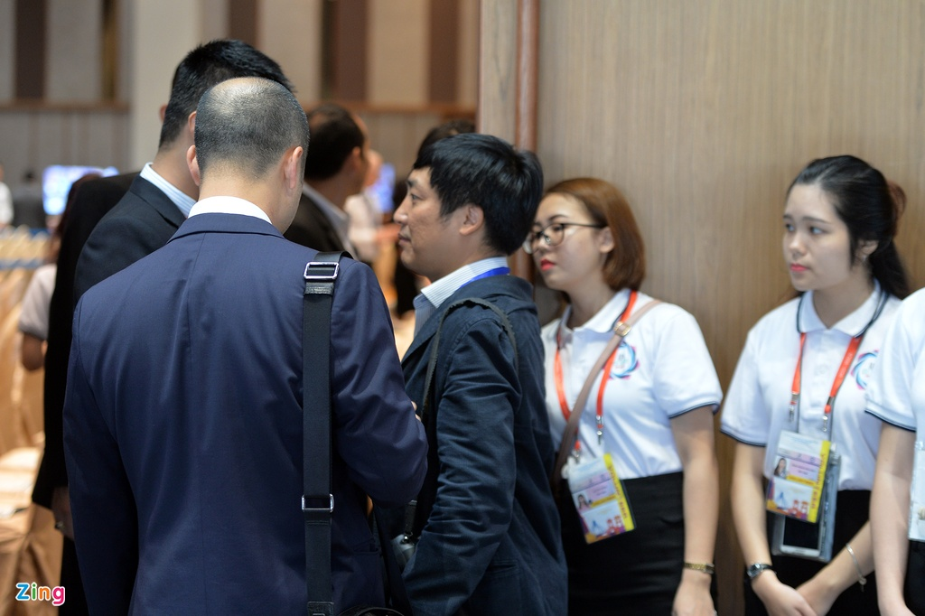Don Trump va Tap Can Binh, an ninh that chat tai Hoi nghi CEO APEC hinh anh 6