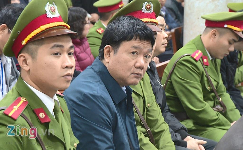 Dinh La Thang, Trinh Xuan Thanh trong phien toa lich su hinh anh 9