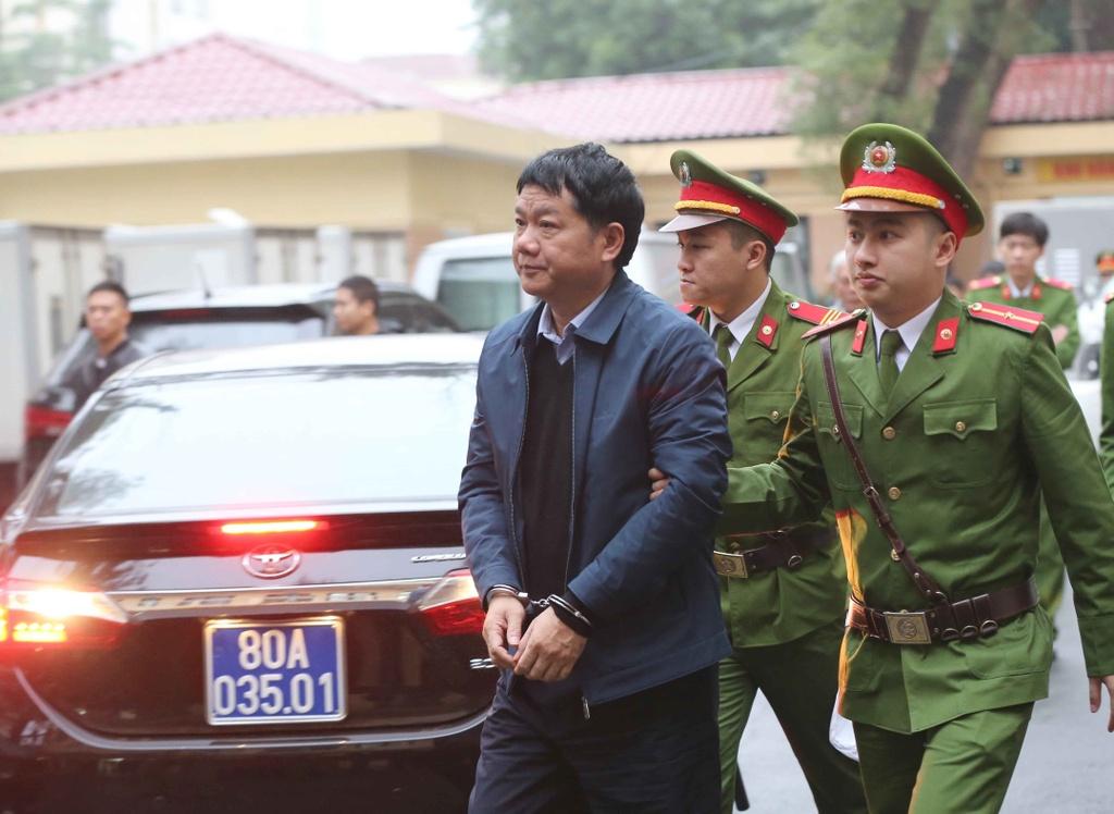Dinh La Thang, Trinh Xuan Thanh trong phien toa lich su hinh anh 4