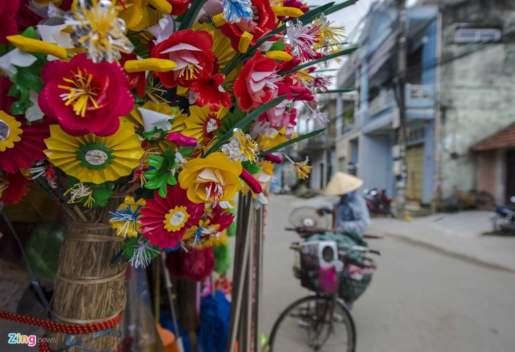 Lang hoa giay 400 tuoi o Hue don Tet hinh anh 1