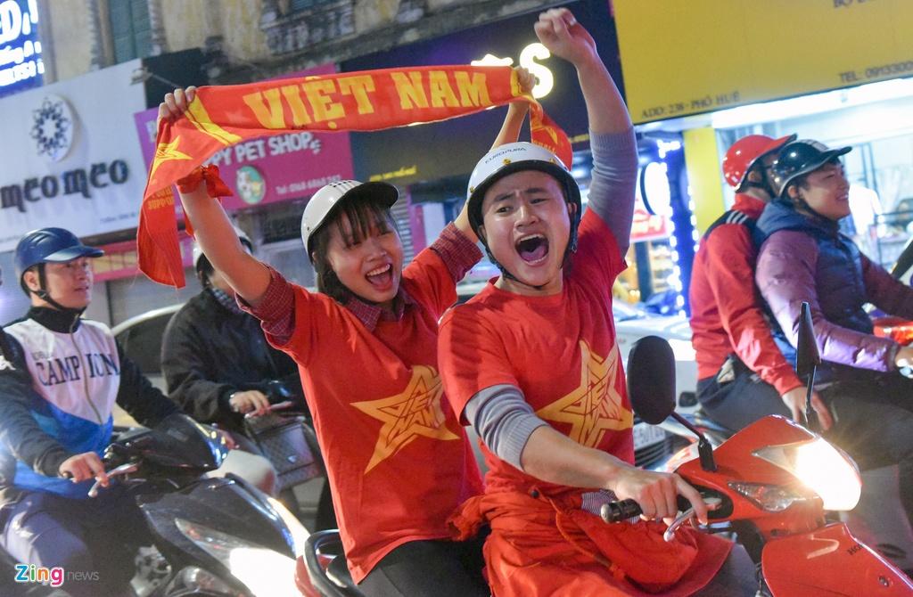 an mung U23 Viet Nam anh 16