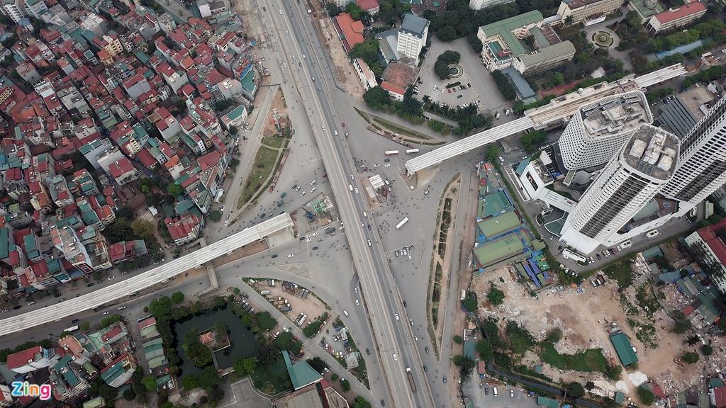 tuyen metro Nhon ga Ha Noi anh 12