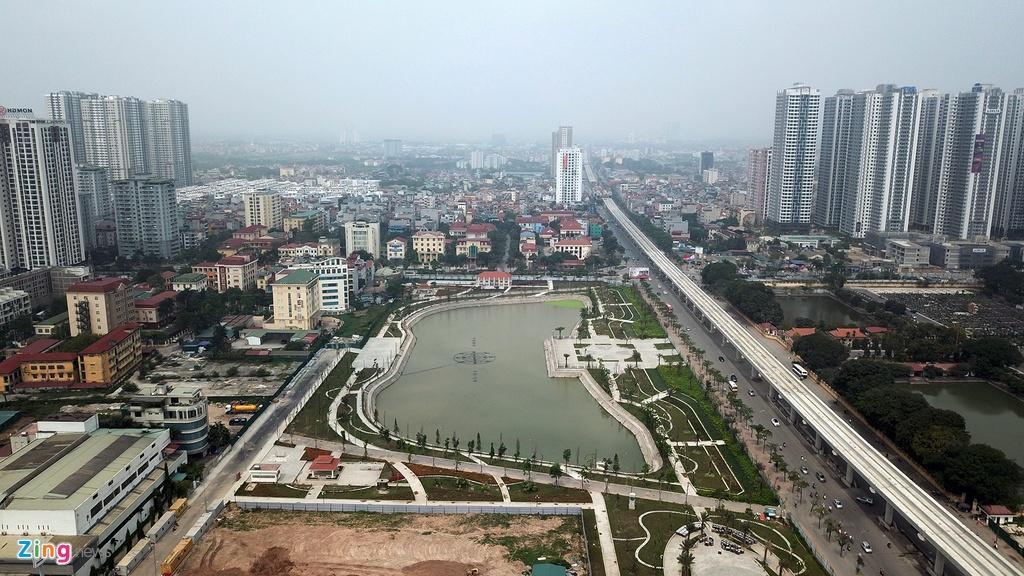 tuyen metro Nhon ga Ha Noi anh 10