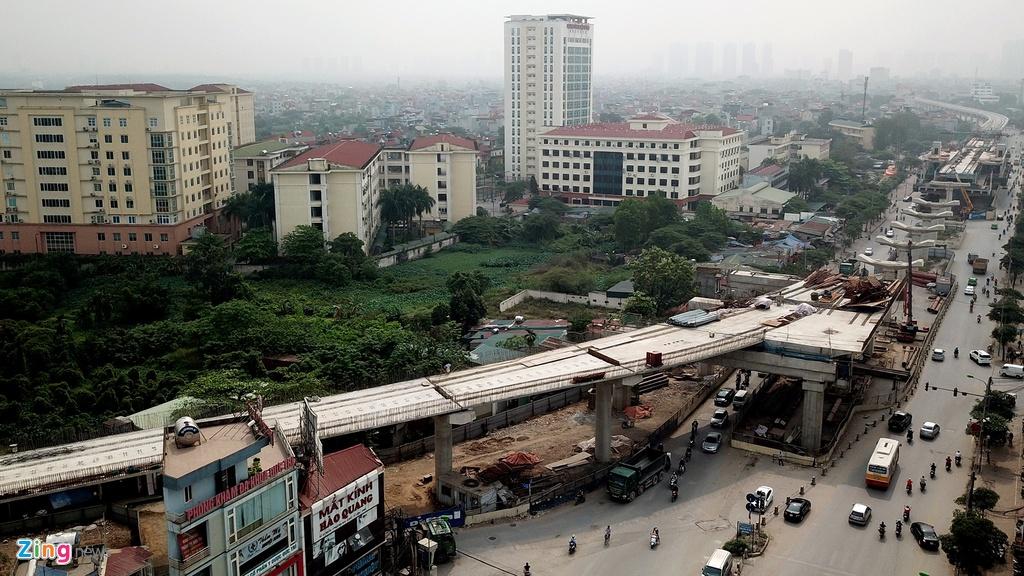 tuyen metro Nhon ga Ha Noi anh 1