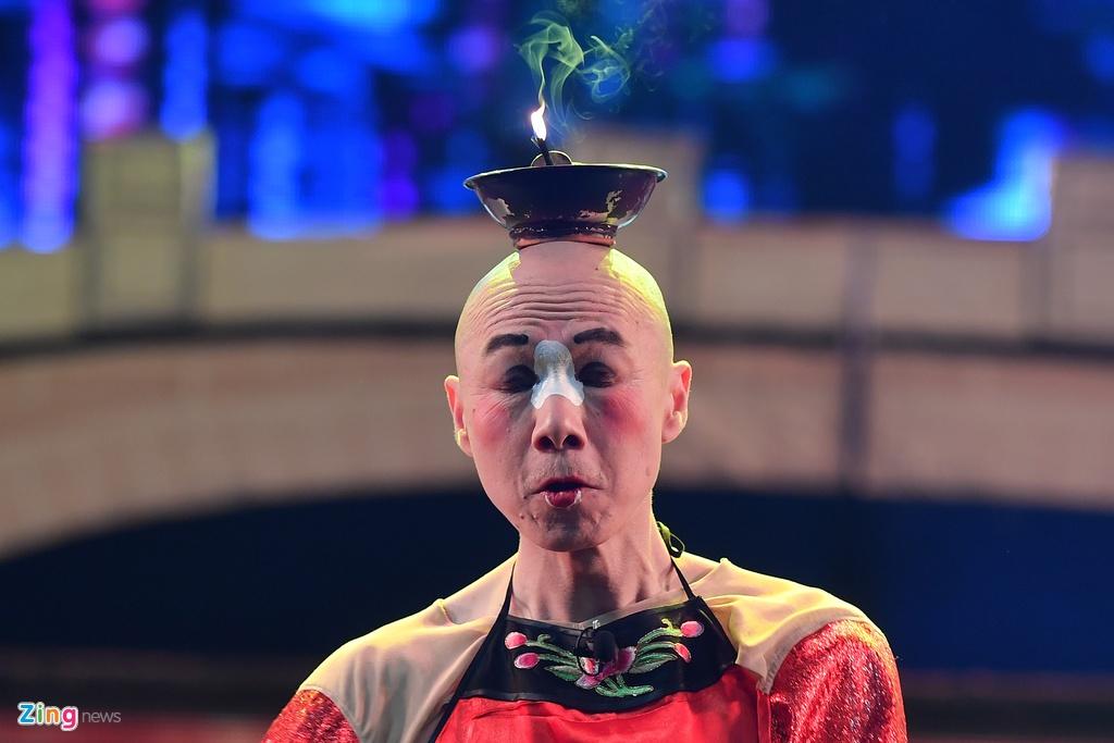 xem Xuyen kich doi mat na o Tu Xuyen Trung Quoc anh 13