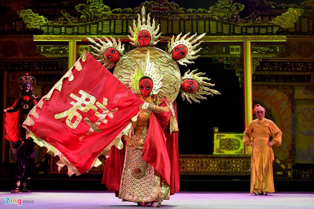 xem Xuyen kich doi mat na o Tu Xuyen Trung Quoc anh 5