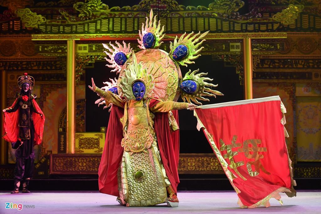 xem Xuyen kich doi mat na o Tu Xuyen Trung Quoc anh 6