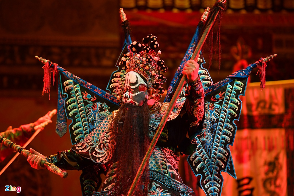 xem Xuyen kich doi mat na o Tu Xuyen Trung Quoc anh 4