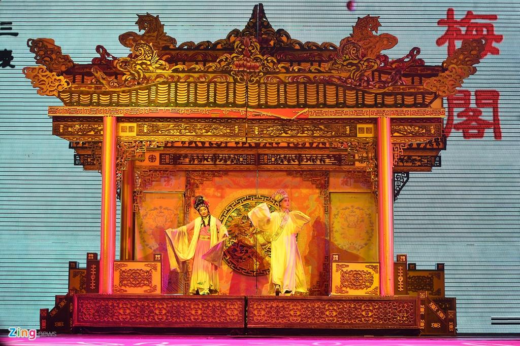 xem Xuyen kich doi mat na o Tu Xuyen Trung Quoc anh 18