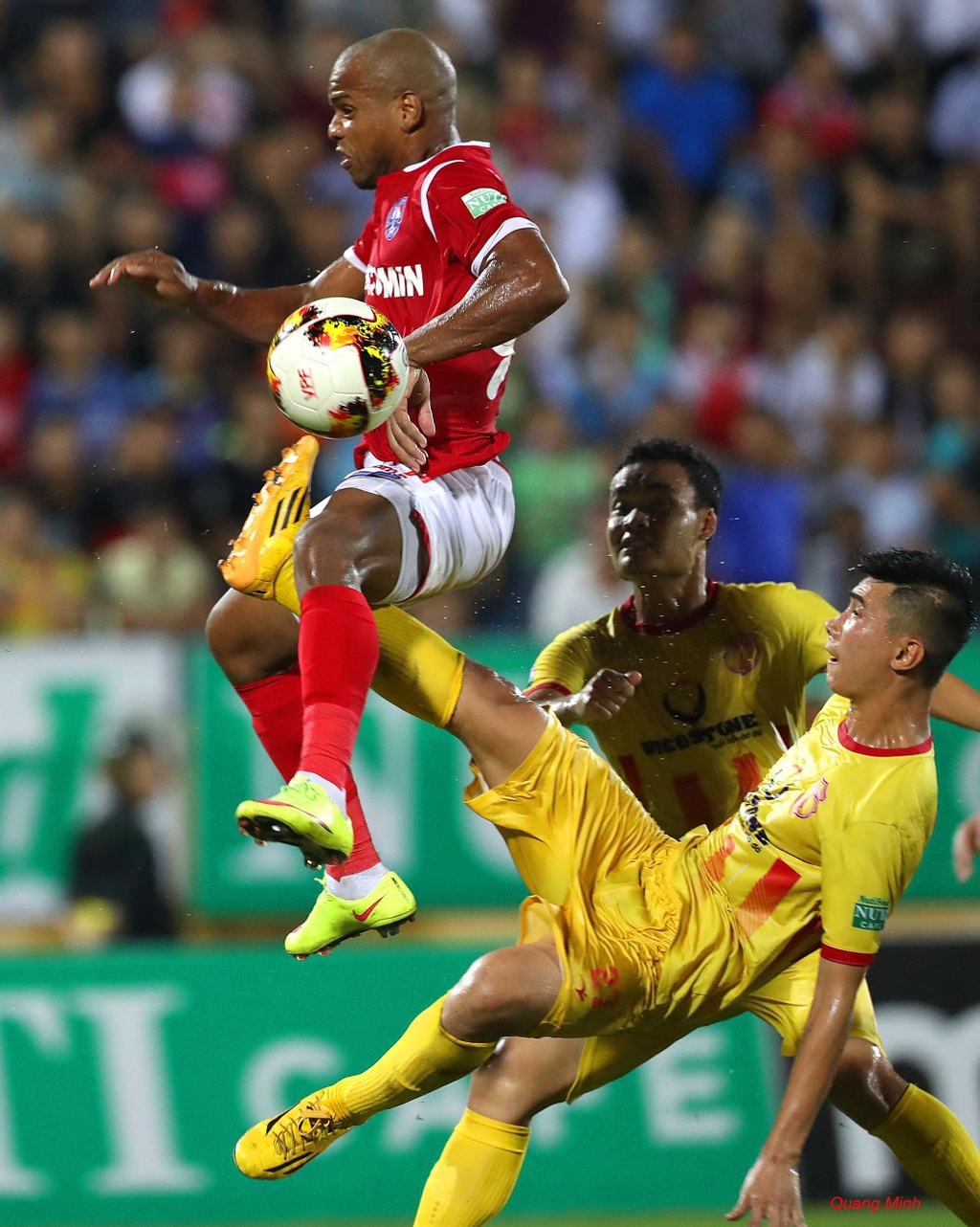 Nhung tac pham anh cua giam khao 'Song cung World Cup' Quang Minh hinh anh 6