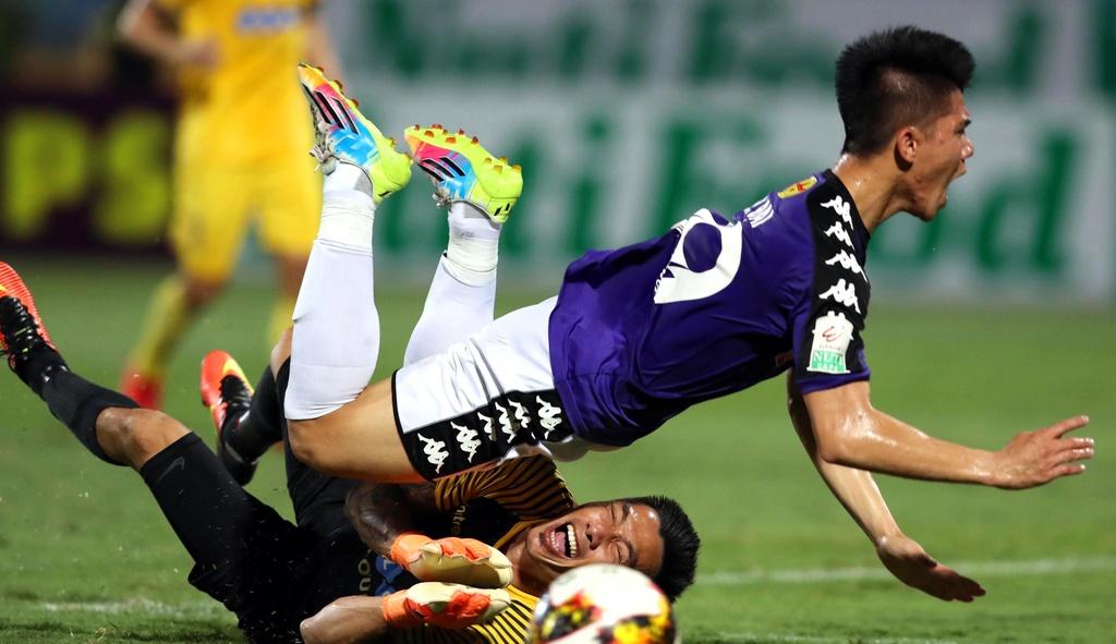 Nhung tac pham anh cua giam khao 'Song cung World Cup' Quang Minh hinh anh 9