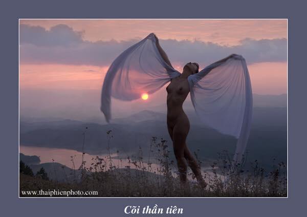 Thai Phien: 'Toi se bi an tat neu moi ai do coi quan ao de chup nude' hinh anh 3