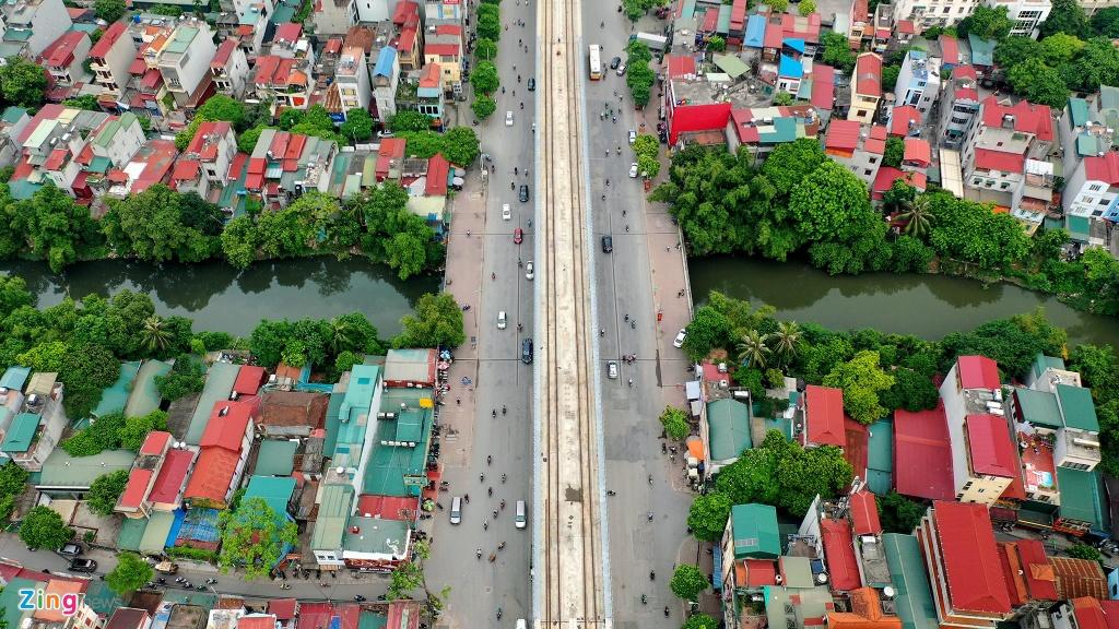 duong sat metro Nhon ga Ha Noi anh 7