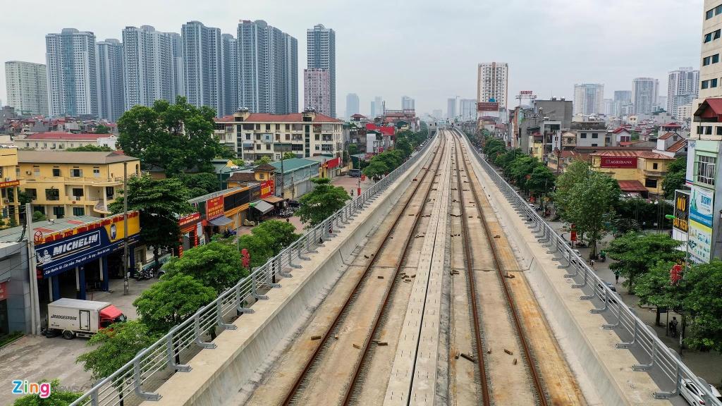 duong sat metro Nhon ga Ha Noi anh 5