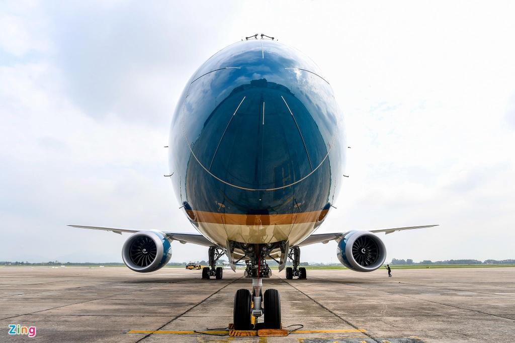 Boeing 787-10 dau tien tai Viet Nam anh 17