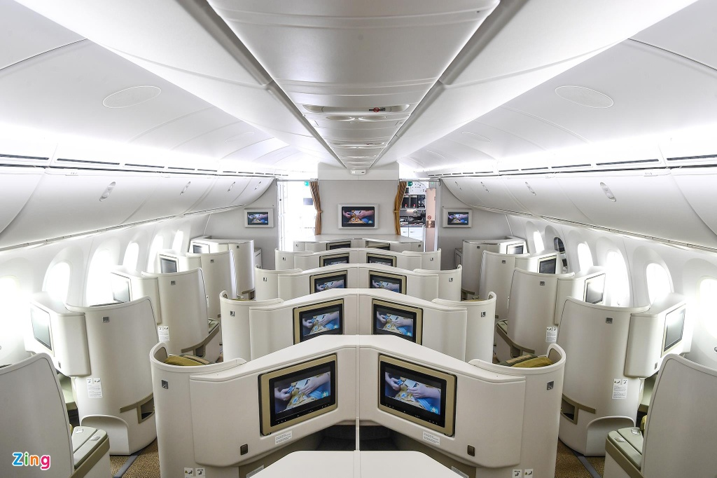Boeing 787-10 dau tien tai Viet Nam anh 11